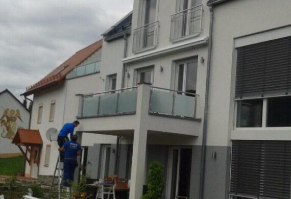 Moderne Fenster eingebaut – Erlangen